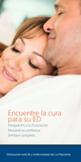 Erectile dysfunction and Peyronie's disease - Spanish