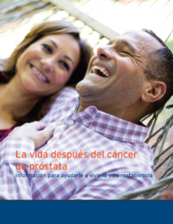 Life After Prostate Cancer Book - Spanish