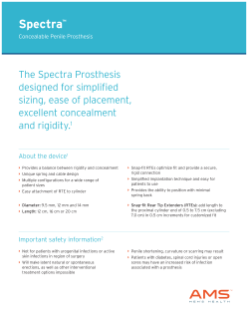 Spectra™ Physician Brochure