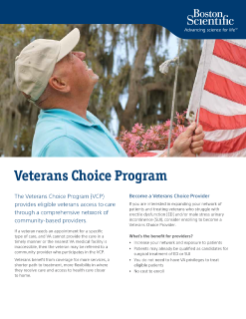 Veterans Choice Flyer