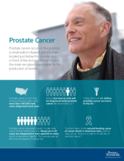 Prostate Cancer Fact Sheet