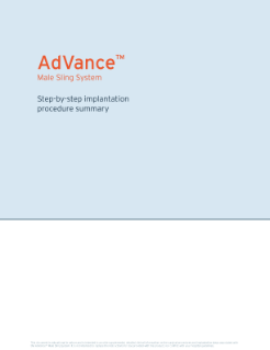 AdVance™ Step-by-Step Brochure