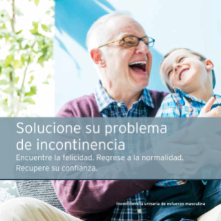 Fix Your Incontinence Patient Brochure - Spanish