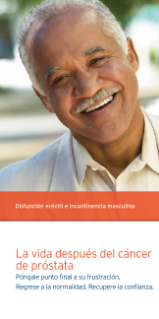 Prostate Cancer Brochure - Spanish