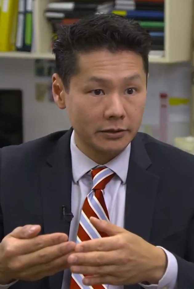 Headshot of Ben Chew, MD