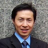 Rongpei Wu headshot