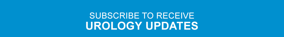 Subscribe to urology updates