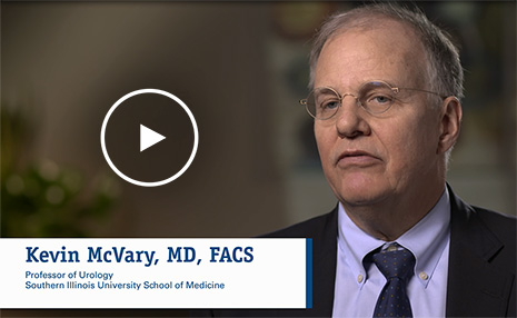 Kevin McVar, MD, FACS | Professor of Urology, Southern Illinois University School of Medicine