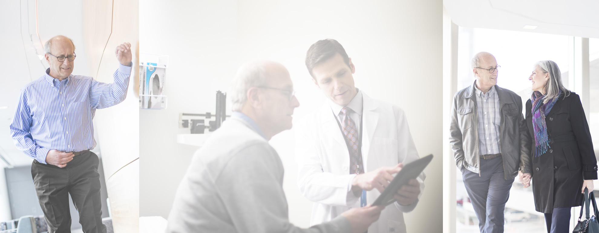 It takes vision to transform your patient's BPH journey.