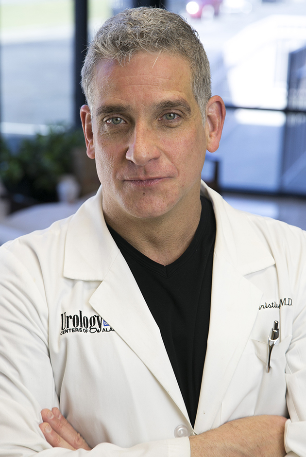 Headshot of Brian Christine, M.D.