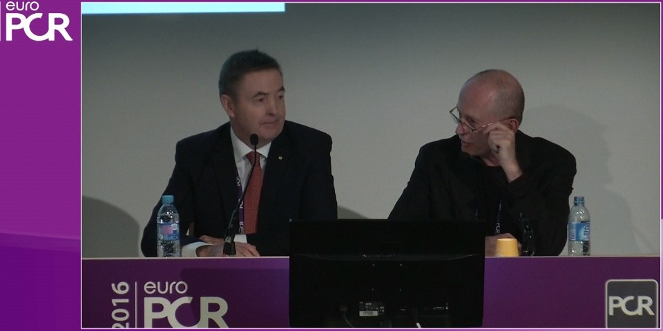 EuroPCR Webcast: The Lotus™ Valve: simplifying treatment strategies and optimising outcomes in the real world