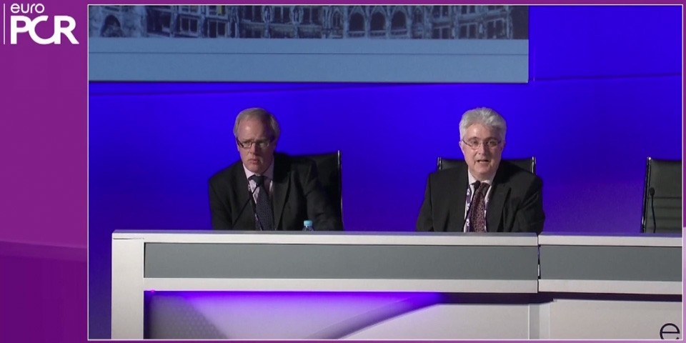 EuroPCR Webcast: The Synergy stent: expanding treatment options in complex PCI