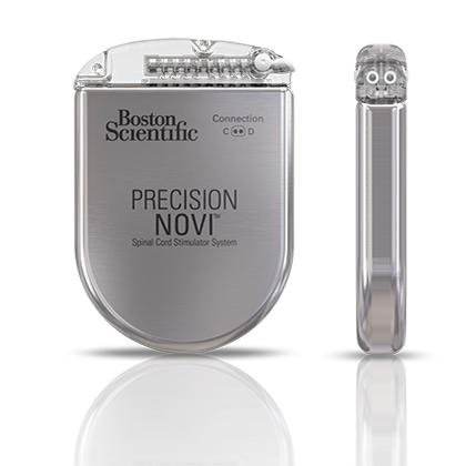Precision Novi unique contoured design