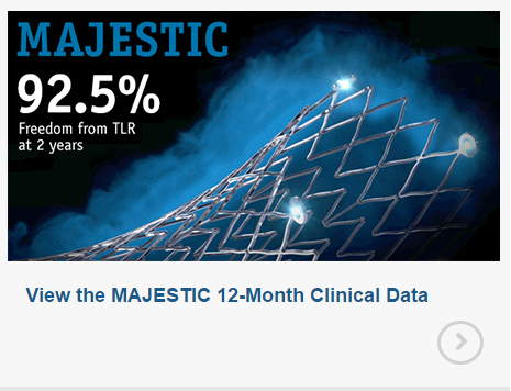 View the MAJESTIC 12-Month Clinical Data