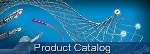 Peripheral Interventions Product Catalog