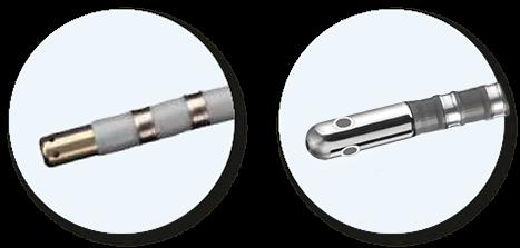 Cutting-edge Catheters