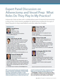 Download The Emerging Role of Atherectomy in the Era of Drug-Elution