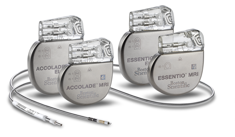 ACCOLADE and ESSENTIO Pacemakers