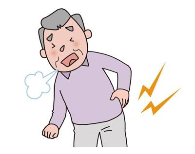 尿路結石症の症状