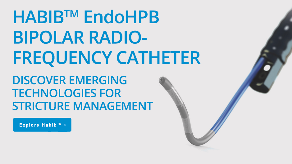HABIB™ EndoHPB Bipolar Radiofrequency Catheter
