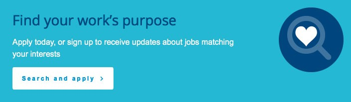 Search and apply - Apply today, or sign up to receive updates about jobs matching your interests.