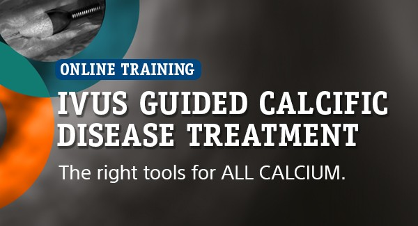 Ivus Guided Calcific Disease Treatment