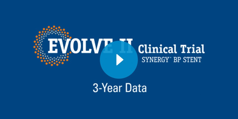 EVOLVE II clinical trial, outstanding Safety and Performance