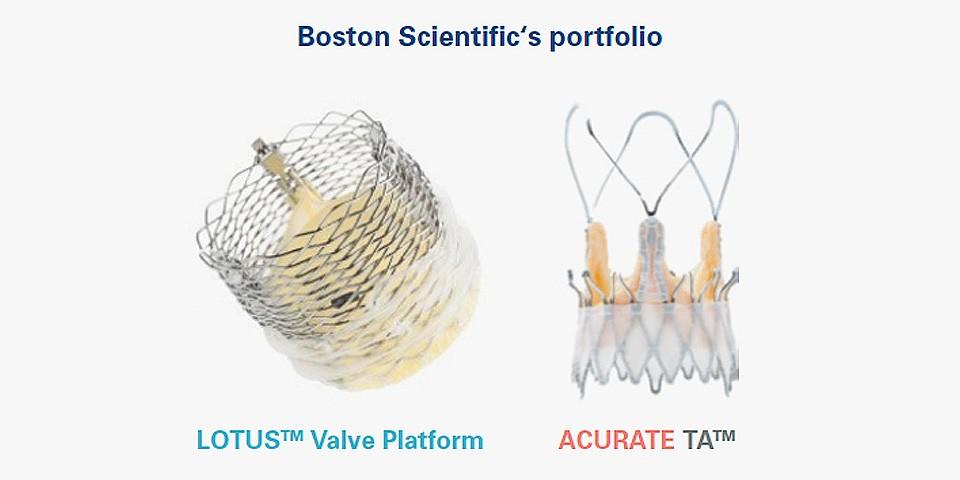 LOTUS™ Valve Platform and ACURATE TA™