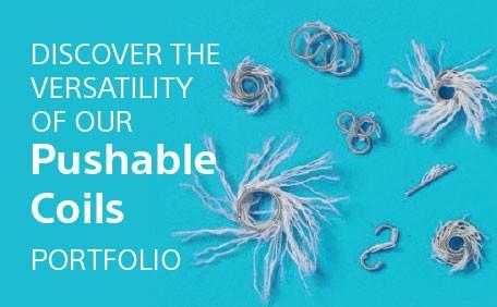 Pushable Coils Portfolio