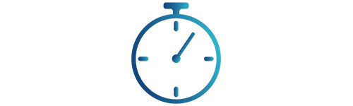 3.9 minutes short device usage time icon