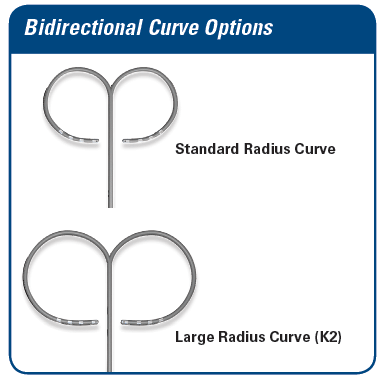 Bidirectional Curve Options