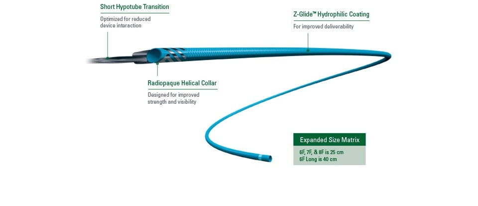 GUIDEZILLA™ II Guide Extension Catheter - details and features