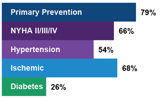 Safety and Efficacy of the S-ICD System