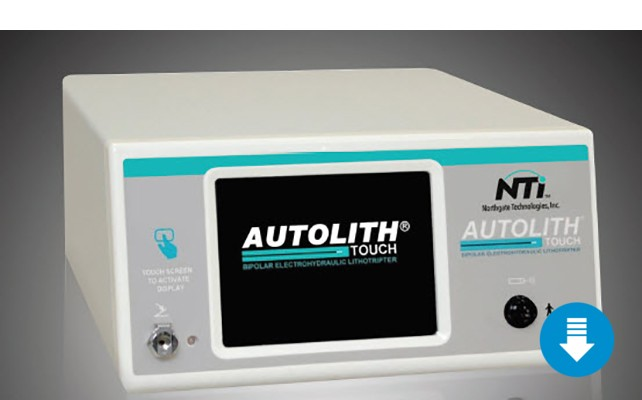 AUTOLITH TOUCH Biliary EHL System Brochure
