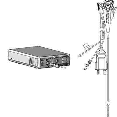 SpyGlass DS Direct Visualization System Illustration