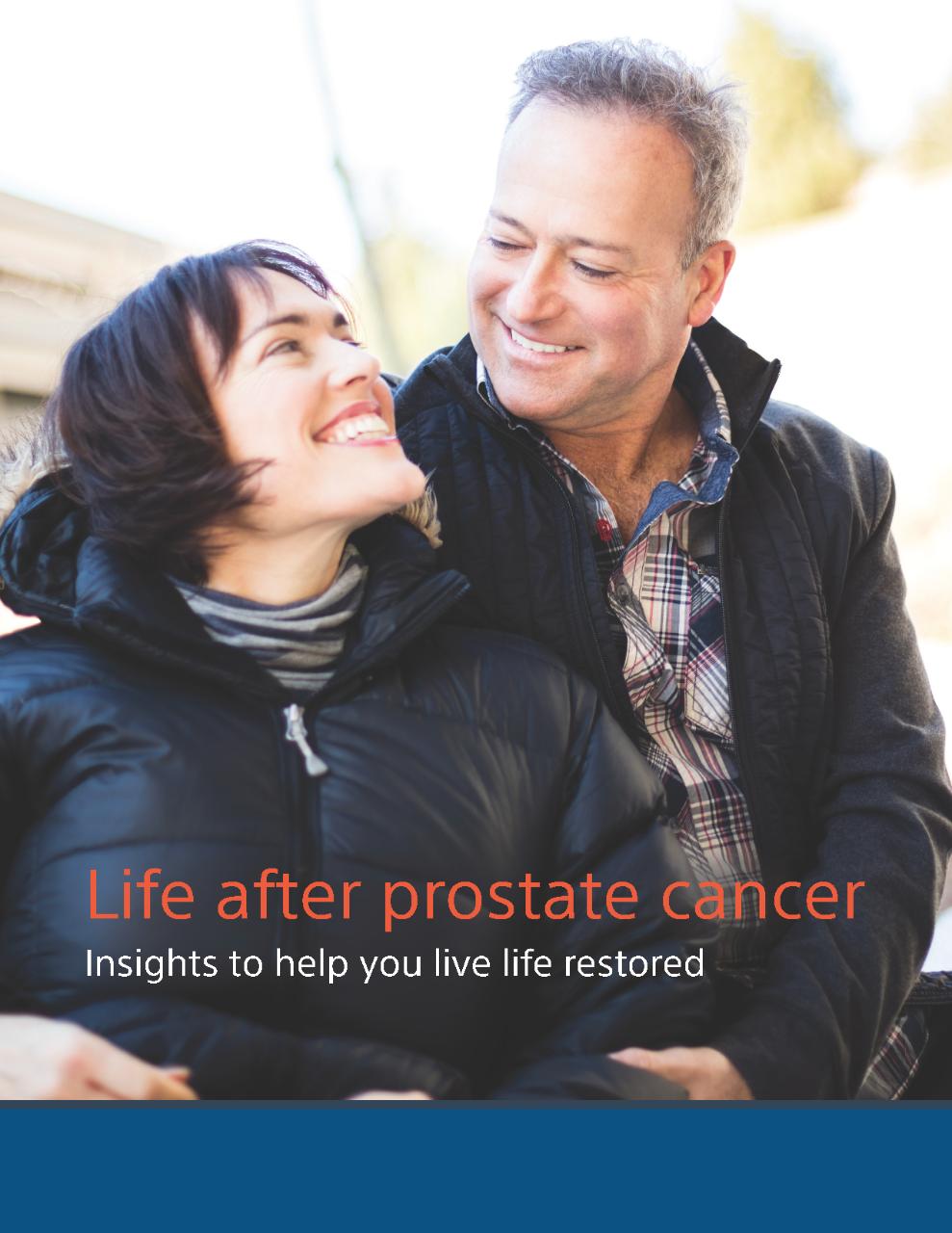 Life After Prostate Cancer Book