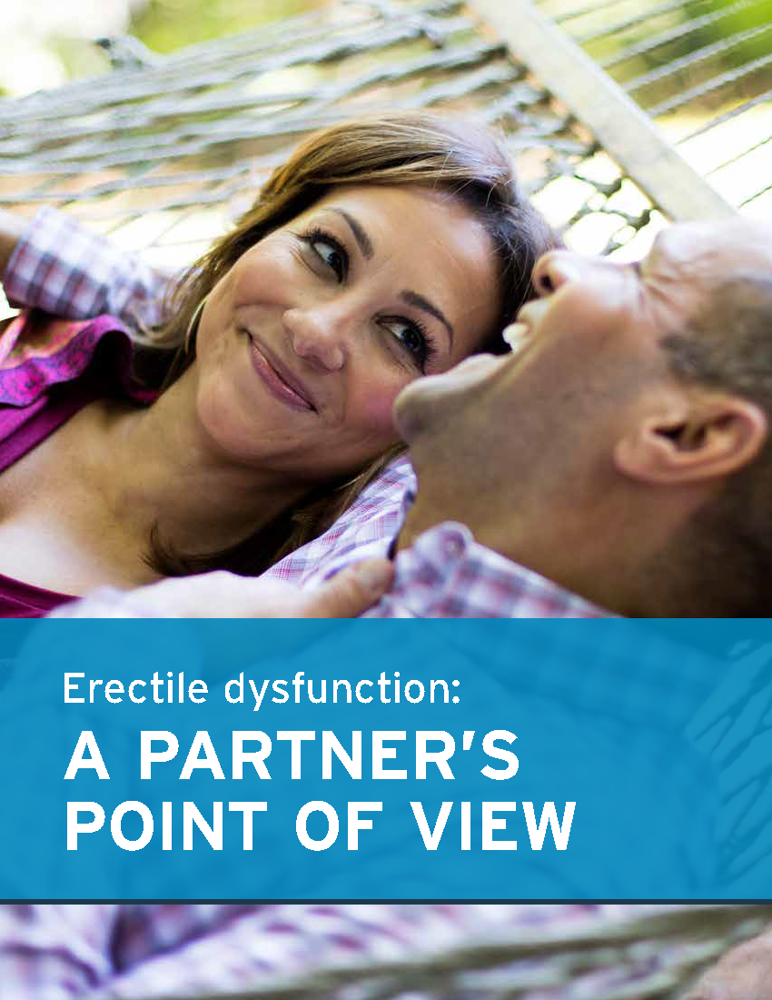 Erectile Dysfunction: A Partner's Point of View