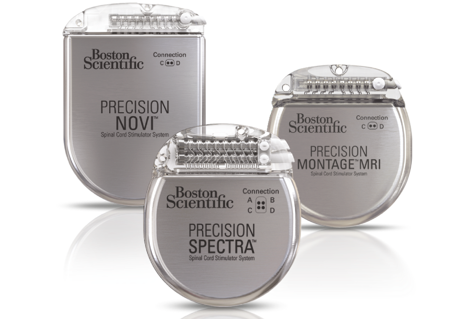 Compatible with the full Boston Scientific SCS Illumina 3D™ portfolio