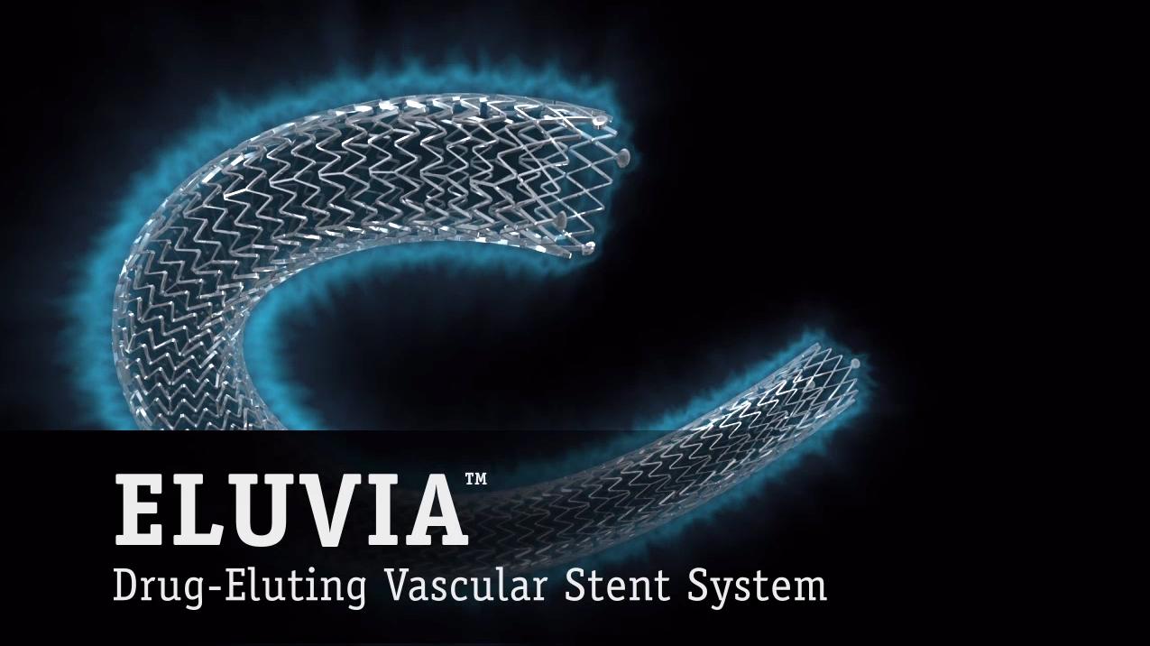 Eluvia Drug-Eluding Stent