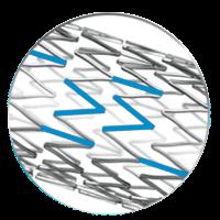 Peak to vall design SFA stent