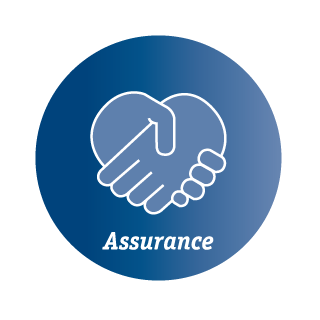 assurance, first