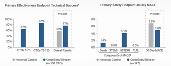 FAST-CTO Primary Endpoints