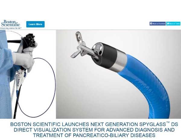 Boston Scientific Multimedia Press Release