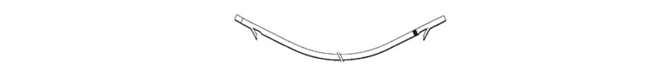 Advanix Center Bend - Single Stent