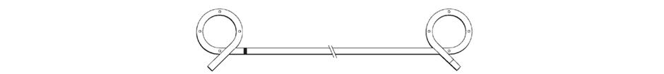 Advanix Double Pigtail - Single Stent