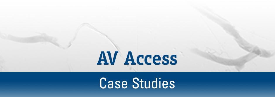 AV Access Case Studies