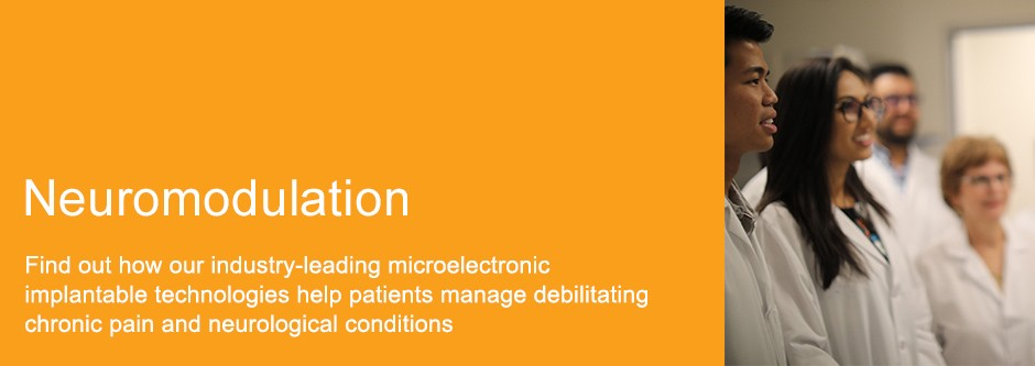 Link to Neuromodulation page.