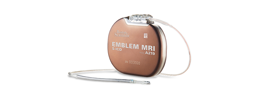 Emblem MRI S-ICD System