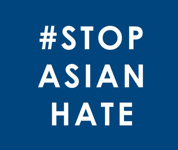 #Stop Asian Hate.