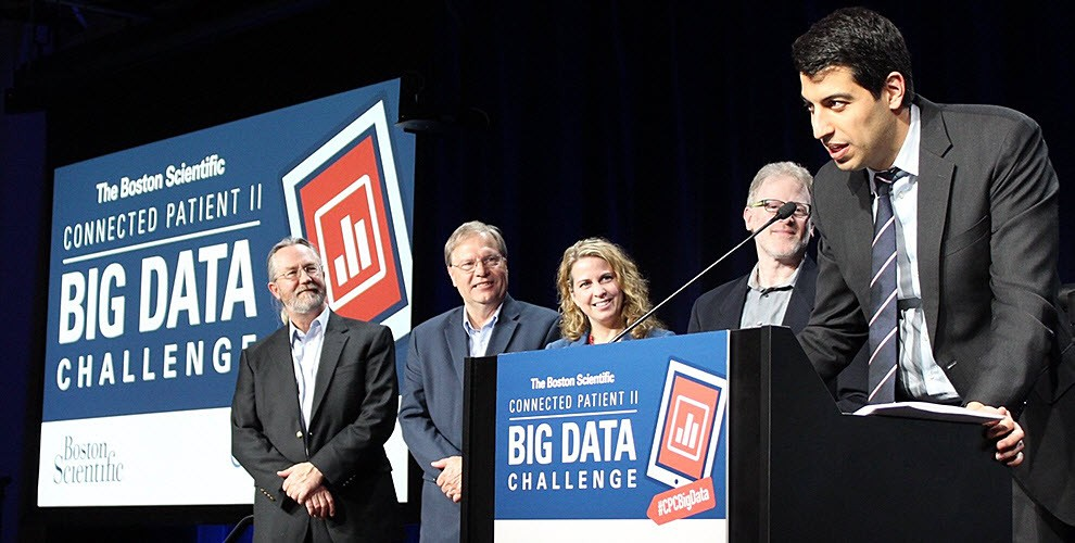 Connected Patient Big Data Challenge